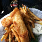 The Londoner Pub Fish and Chips