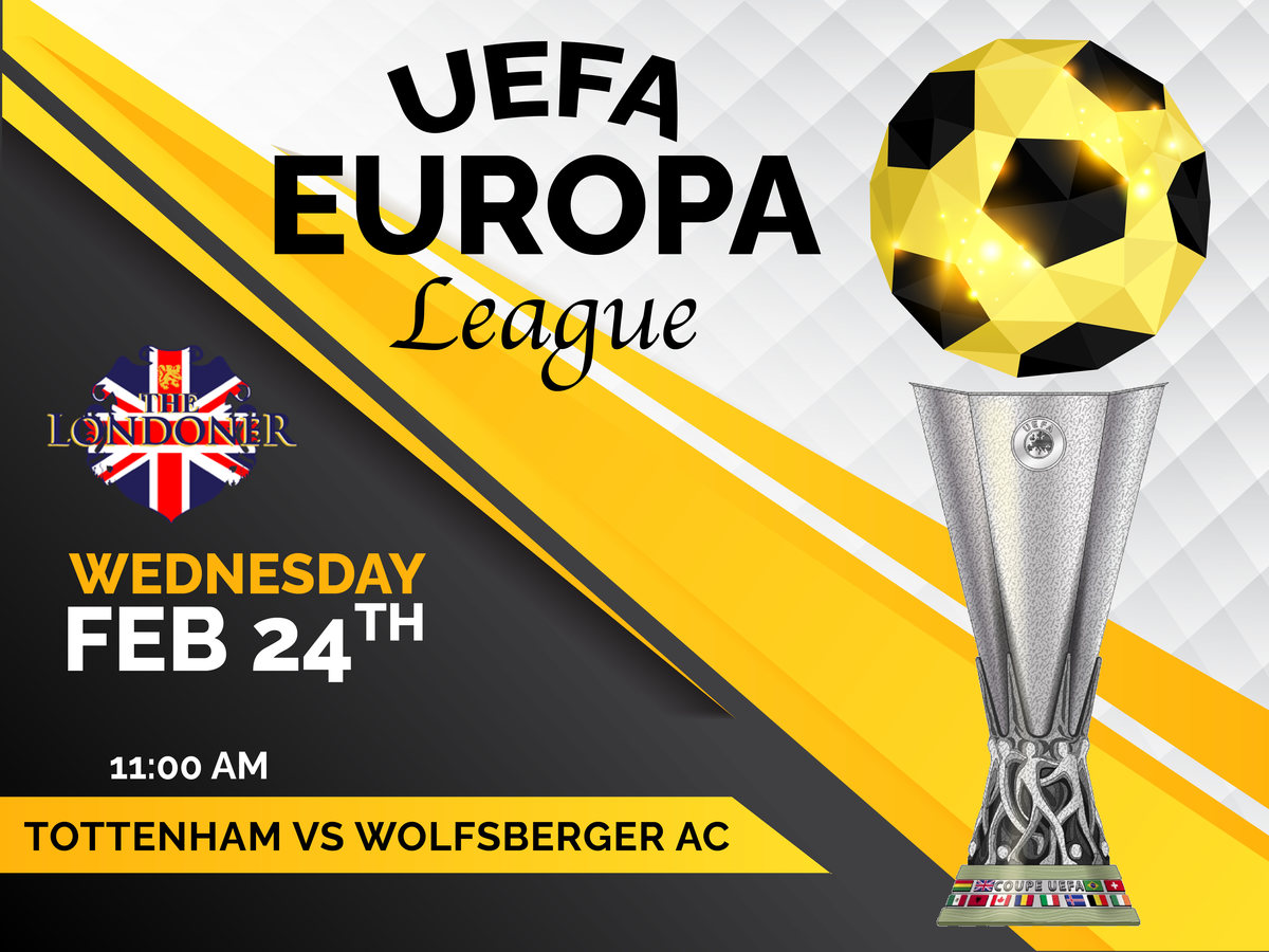 The Londoner Colleyville Live Europa League Feb 24 2021