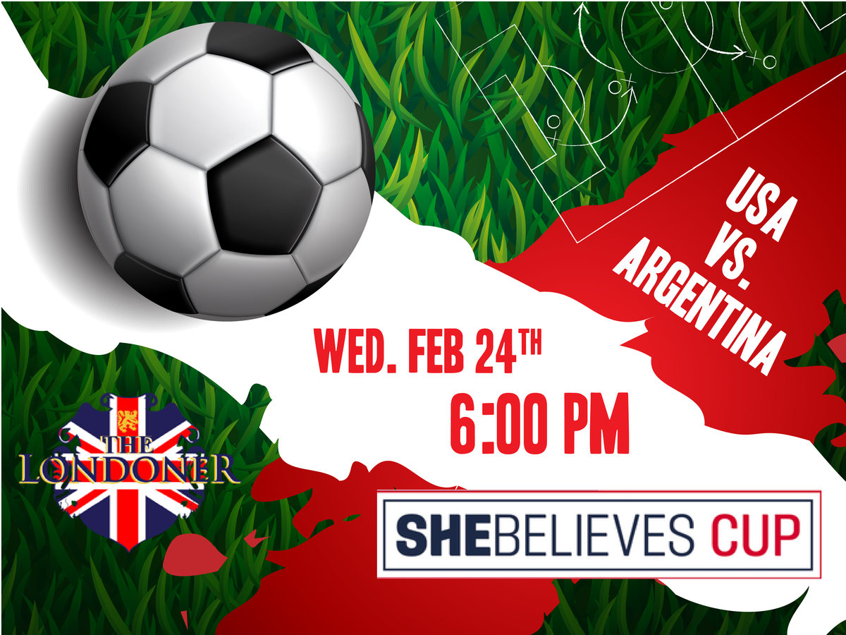 The Londoner Colleyville SheBelieves Cup 2021