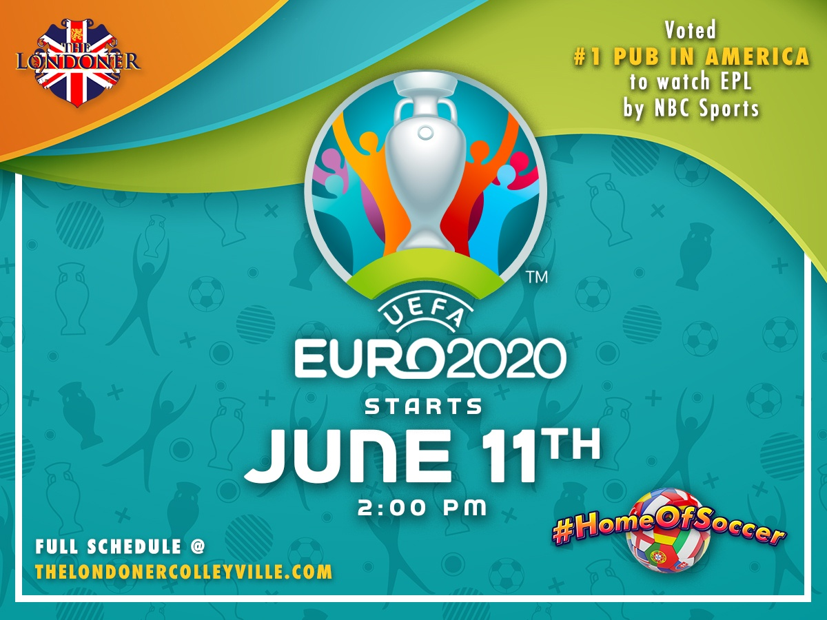 The Londoner Colleyville Euro Cup 2020